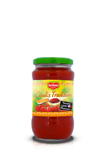 Del Monte France | Coulis Tradition Provencale